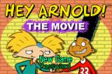 Hey Arnold! The Movie Game Boy Advance Main menu