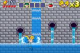 Hey Arnold! The Movie Game Boy Advance Drowning