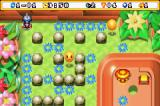 Bomberman Max 2: Red Advance Game Boy Advance First level