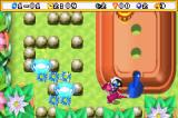 Bomberman Max 2: Red Advance Game Boy Advance The level's exit has appeared.