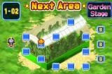 Bomberman Max 2: Red Advance Game Boy Advance First stage overview