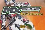 MX 2002 featuring Ricky Carmichael Game Boy Advance Title screen
