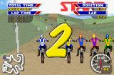 MX 2002 featuring Ricky Carmichael Game Boy Advance Two seconds to start
