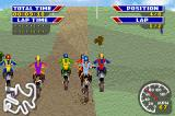 MX 2002 featuring Ricky Carmichael Game Boy Advance Couldn't shake off the pile from the start