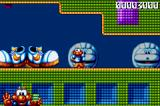 James Pond 2: Codename: RoboCod Game Boy Advance First level