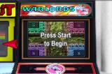 Centipede / Breakout / Warlords Game Boy Advance Warlords Title Screen