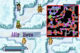 Dynasty Warriors Advance Game Boy Advance A map can be displayed to get an overview.