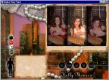 Select one of three sets with Kelly Monaco