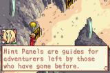 Boktai 2: Solar Boy Django Game Boy Advance There are signs which explain the controls along the way, but you can choose not to read them.