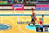Harlem Globetrotters: World Tour Game Boy Advance Whenever you score, comments are displayed.
