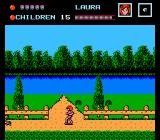 Friday the 13th NES Lakeside