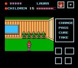 Friday the 13th NES Finding some children