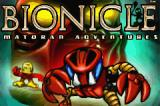 BIONICLE: Matoran Adventures Game Boy Advance Title screen