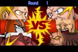 Ultimate Muscle: The Kinnikuman Legacy - The Path of the Superhero Game Boy Advance 3 vs. 3 screen