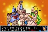 Ultimate Muscle: The Kinnikuman Legacy - The Path of the Superhero Game Boy Advance Intro of the story mode