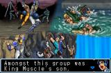 Ultimate Muscle: The Kinnikuman Legacy - The Path of the Superhero Game Boy Advance Intro: New heroes are trained to defeat the super-villains.