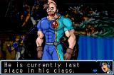 Ultimate Muscle: The Kinnikuman Legacy - The Path of the Superhero Game Boy Advance At the beginning of the game, Kid Muscle is not really a shining a example of a superhero.