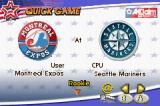 All-Star Baseball 2003 Game Boy Advance Quick match mode does not allow you to freely choose a match.