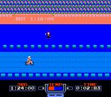 Excitebike NES Blue track