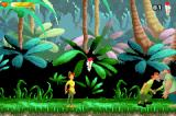 Disney's Peter Pan: Return to Never Land Game Boy Advance In the jungle