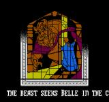 Disney's Beauty and the Beast NES Story intro