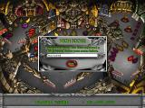 3-D Ultra Pinball: Creep Night Macintosh High score for Dungeon level