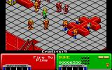 Escape from the Planet of the Robot Monsters Amiga Uh oh, surrounded by robots!