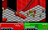 Escape from the Planet of the Robot Monsters Amiga A game in progress