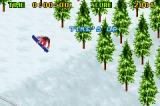 Shaun Palmer's Pro Snowboarder Game Boy Advance You only have a few minutes to score enough points.