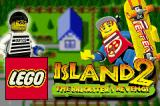 LEGO Island 2: The Brickster's Revenge Game Boy Advance Title screen