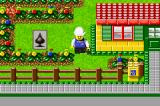 LEGO Island 2: The Brickster's Revenge Game Boy Advance A worker rebuilds Pepper's house.