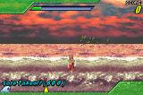 Kelly Slater's Pro Surfer Game Boy Advance Surfing under a blood-red sky