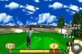 ESPN Final Round Golf 2002 Game Boy Advance Off goes the ball