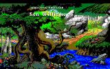 King's Quest V: Absence Makes the Heart Go Yonder! PC-98 As the credits run...