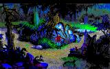King's Quest V: Absence Makes the Heart Go Yonder! PC-98 You bravely venture into the Evil Wizard Realm (TM)