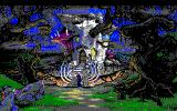King's Quest V: Absence Makes the Heart Go Yonder! PC-98 You get zapped...