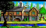 King's Quest V: Absence Makes the Heart Go Yonder! PC-98 Nice architecture!