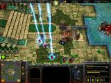 Warcraft III: The Frozen Throne Windows Powerful warlock gives some curry.