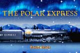 The Polar Express Game Boy Advance Title screen