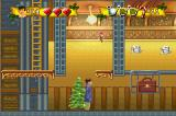 The Polar Express Game Boy Advance The Christmas trees are checkpoints