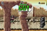 CT Special Forces: Back in the Trenches Game Boy Advance The second mission is a side-scrolling shoot'em up.