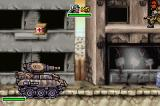 CT Special Forces: Back in the Trenches Game Boy Advance Driving a tank; this evokes a faint Metal-Slug-feeling.