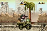 CT Special Forces: Back in the Trenches Game Boy Advance Now we're standing on a moving truck and must keep off enemy forces.