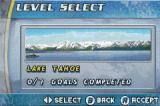 Wakeboarding Unleashed featuring Shaun Murray Game Boy Advance Level selection