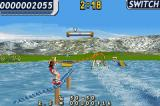Wakeboarding Unleashed featuring Shaun Murray Game Boy Advance Sliding on a pipe