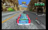 Daytona USA Dreamcast In Game 1