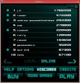Ultratron Linux On-line high scores
