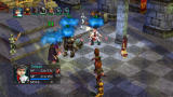 Vandal Hearts: Flames of Judgement Xbox 360 Tobias heals his party.
