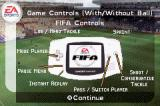 FIFA Soccer 2003 Game Boy Advance The control scheme