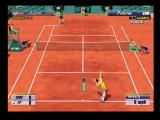 Tennis 2K2 Dreamcast And off we go...